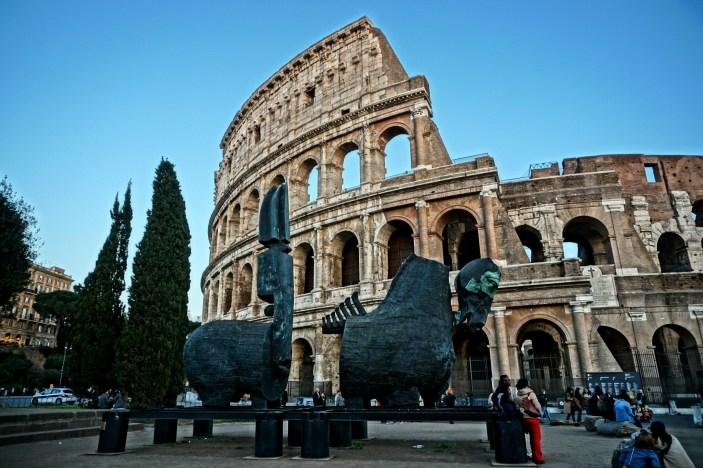 Rzym - Colosseum