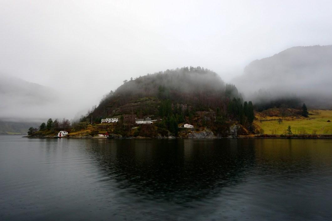 Norwegia - południe
