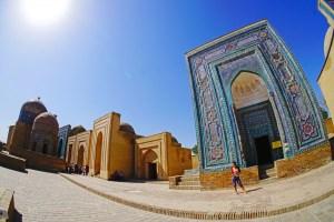 Samarkanda - Shah-i-Zinda