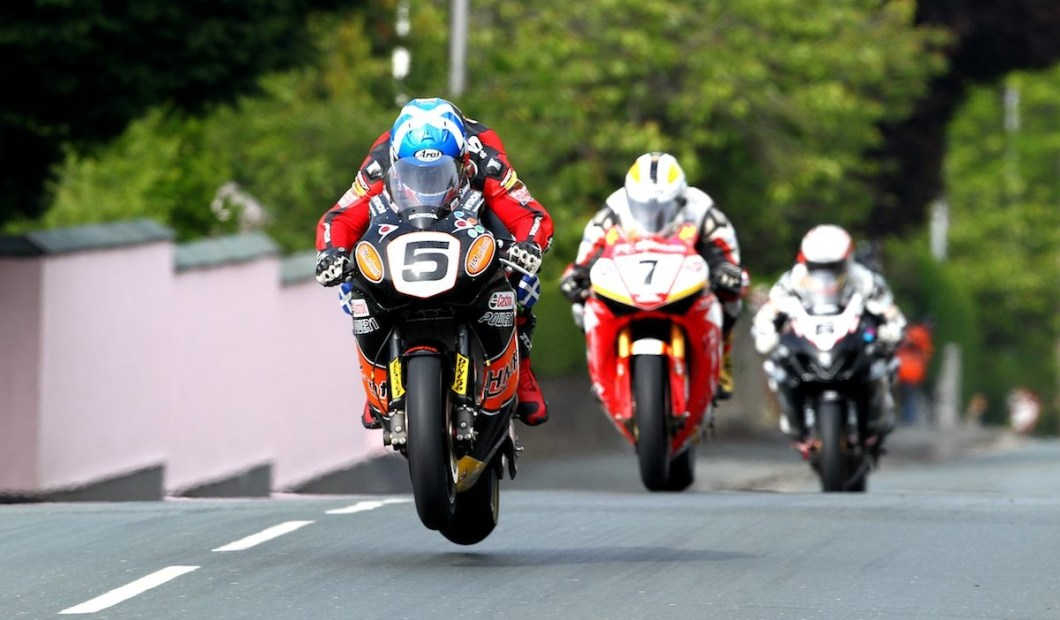 Isle of Man TT - motonetworks