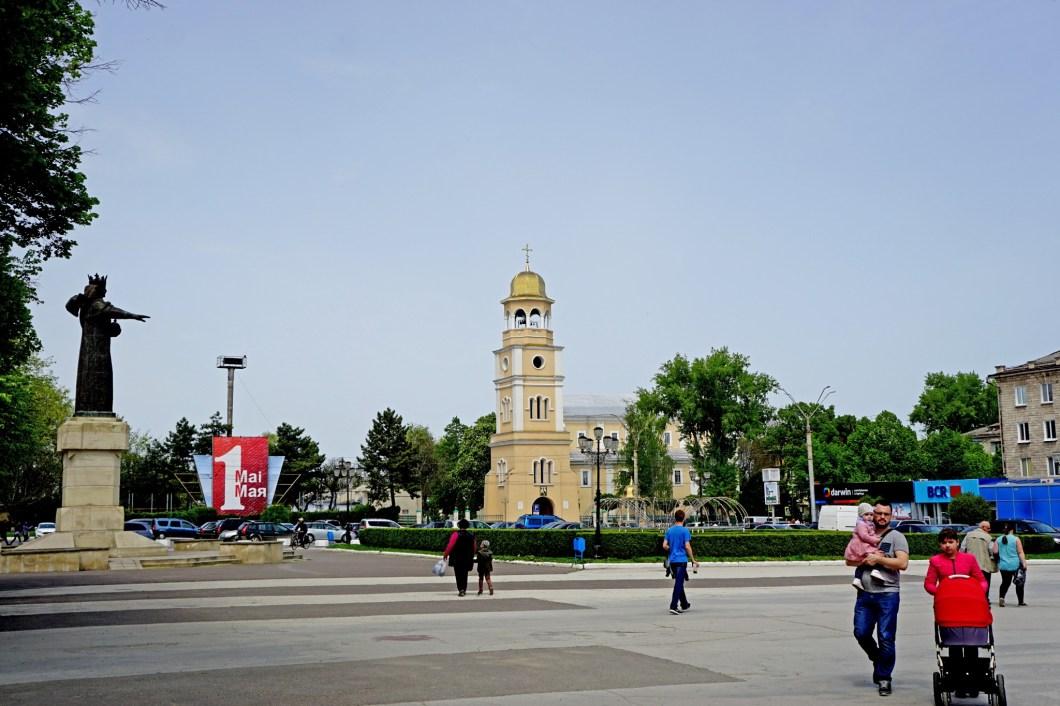 Bielce - centrum miasta