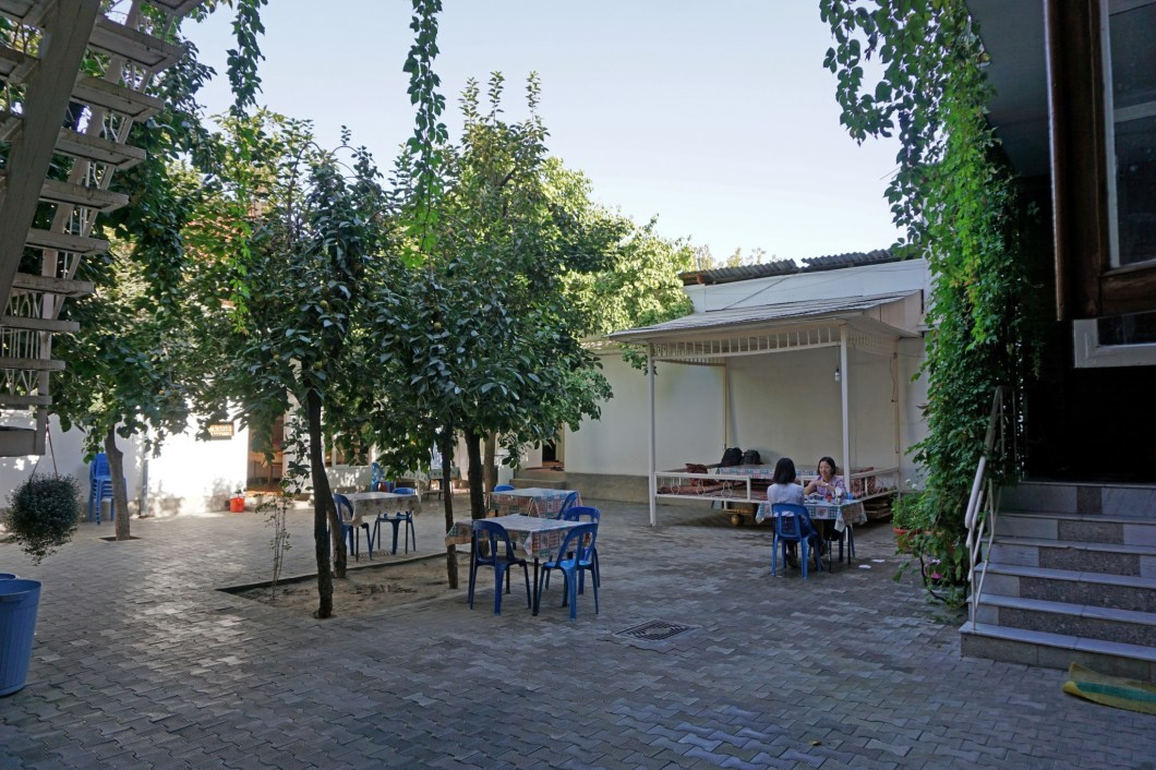 Taszkient - Gulnara Guesthouse