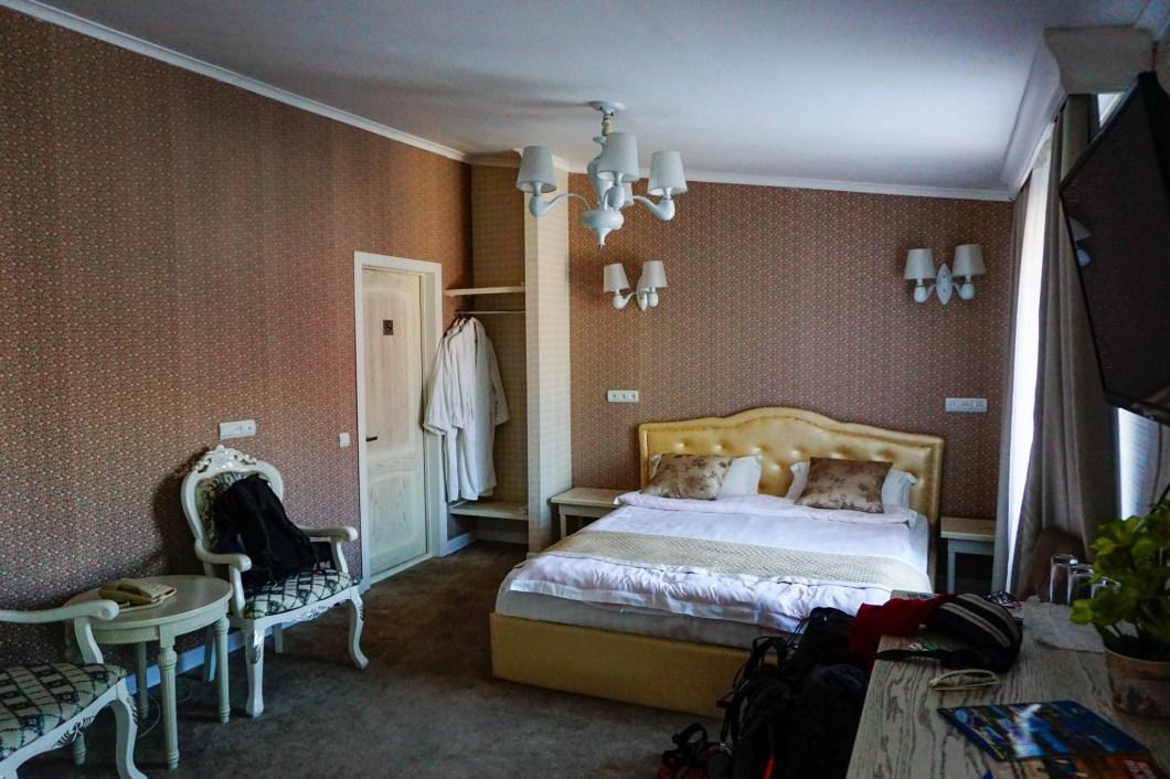 Well Sleep Hotel Almaty