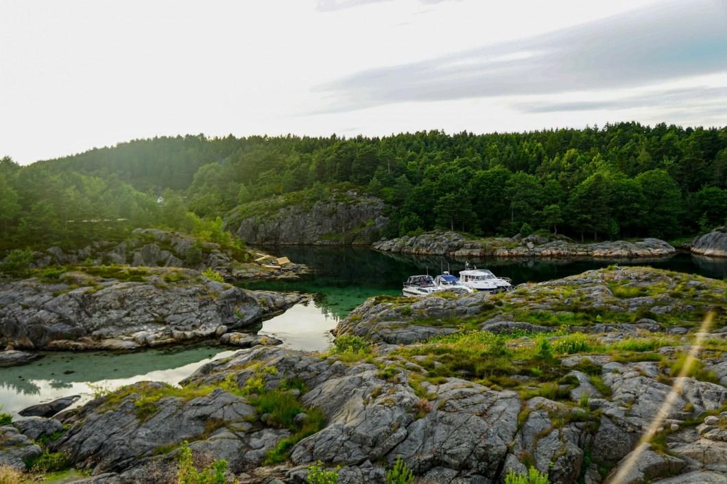 Południowa Norwegia - Grundesundholmen 1