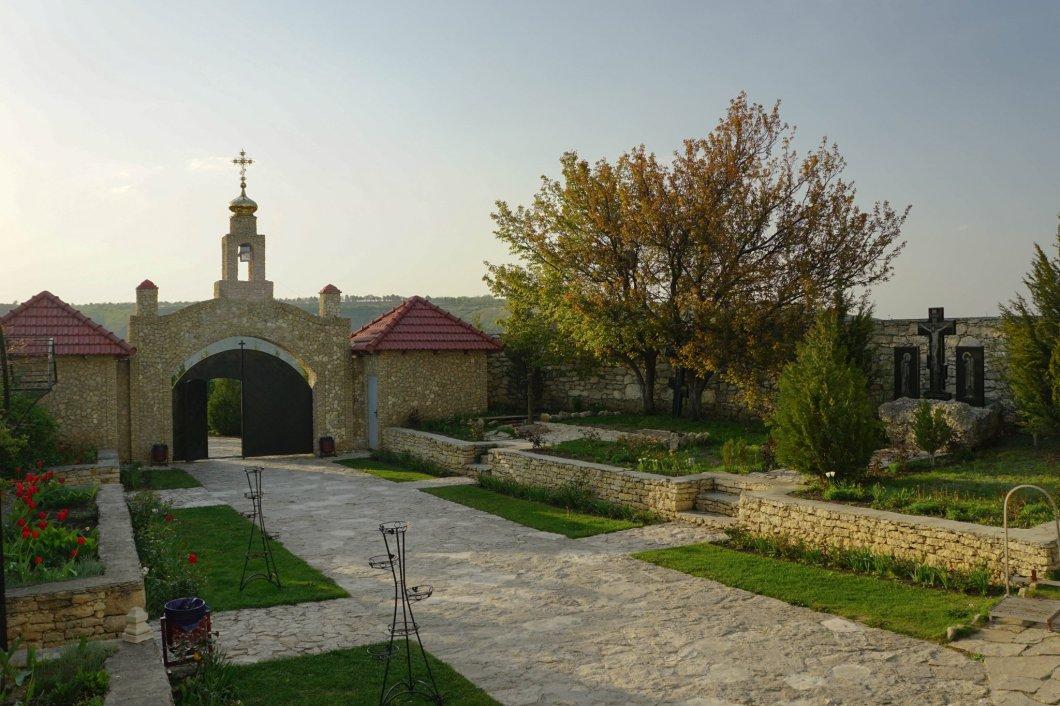 Stary Orgiejów - podwórze Uspieńskiej