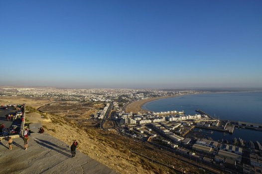 Agadir z kazby