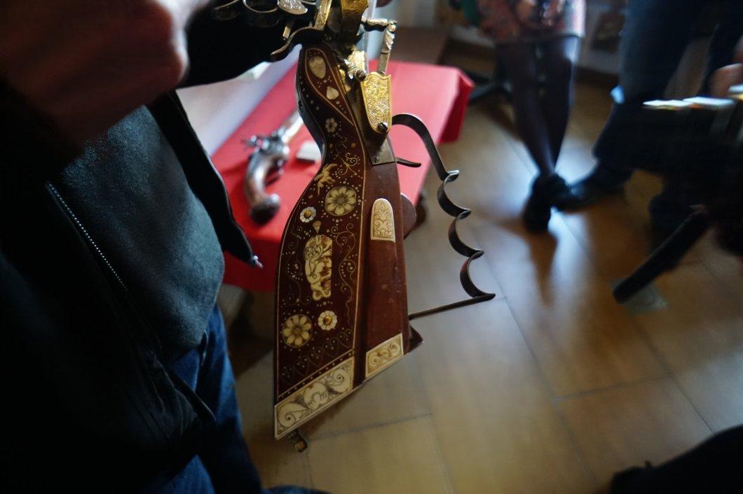 Cieszynka - sarnia nóżka