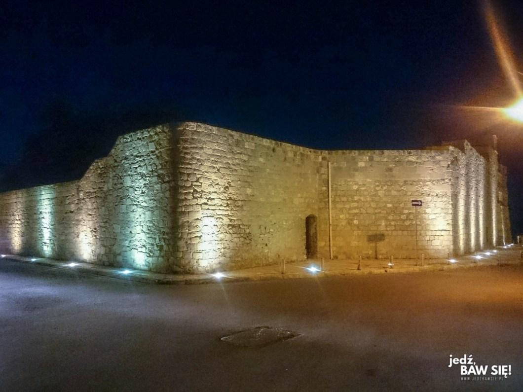 Larnaka - zamek