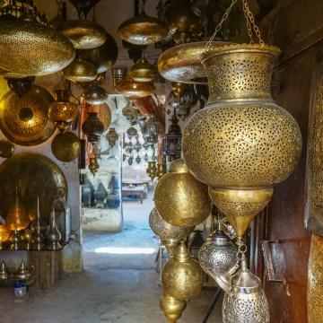 Marrakesz - sklep