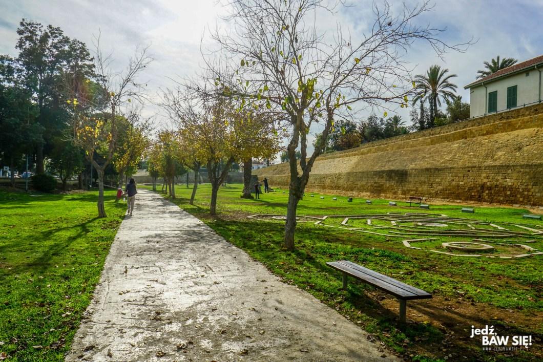 Nikozja - na zewnątrz