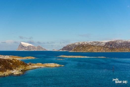 Małe Lofoty - okolice Tromso (1)