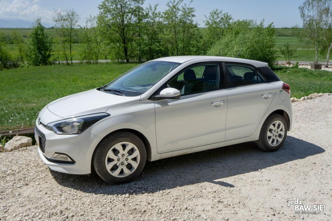 Rumunia - wynajęty samochód