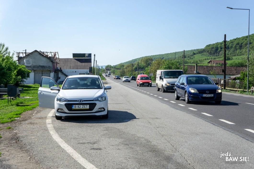 Wynajem samochodu Rumunia - nasze auto