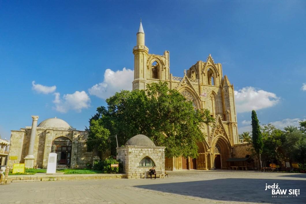 Famagusta - główny plac
