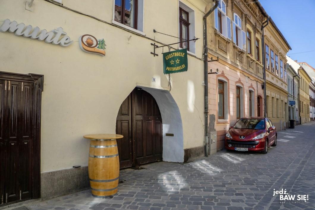 Braszów - Guesthouse Postavarului
