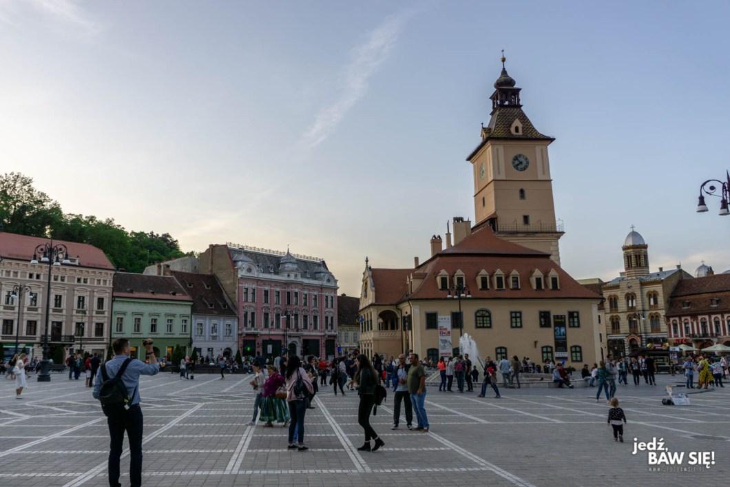 Braszów - budynek rady miejskiej