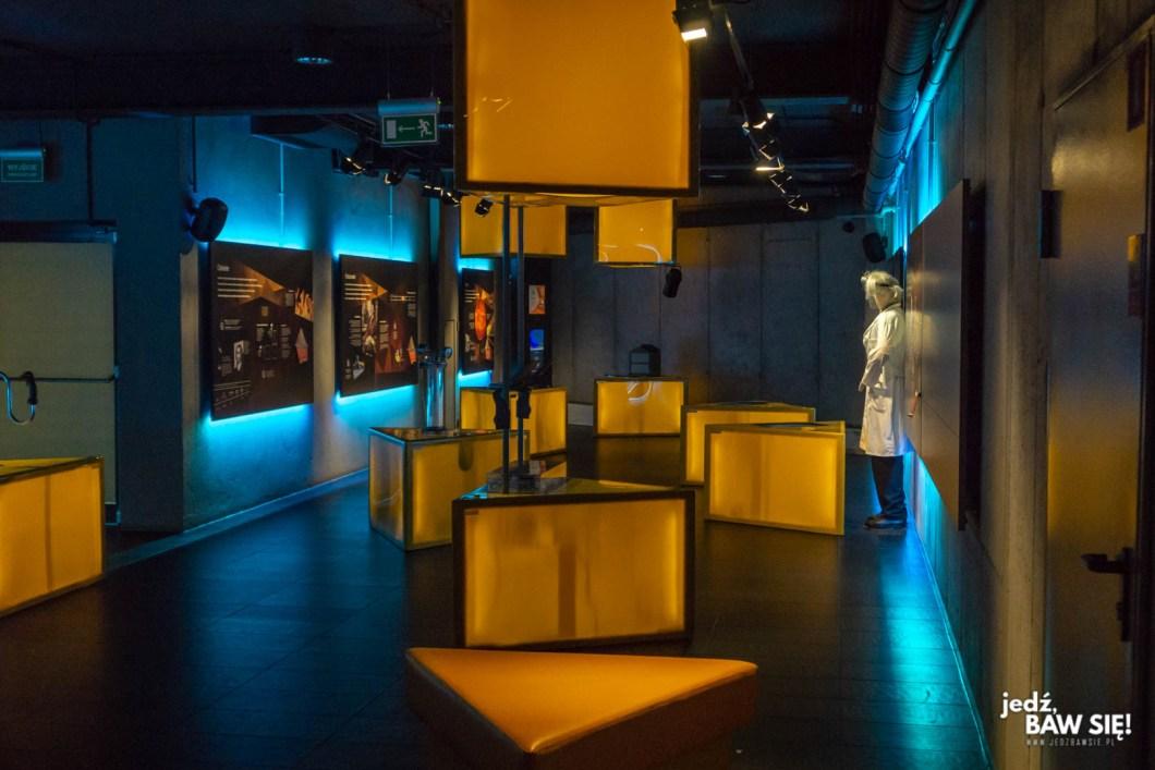 Muzeum Ognia - Mędrca szkiełko i oko