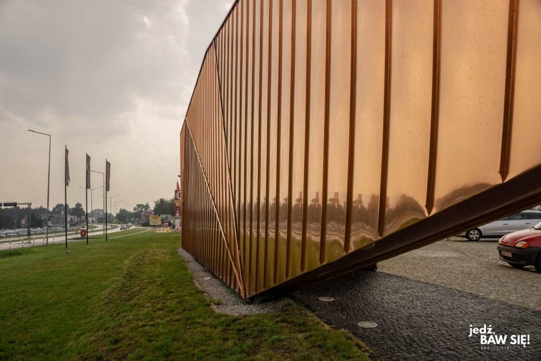 Muzeum Ognia - budynek