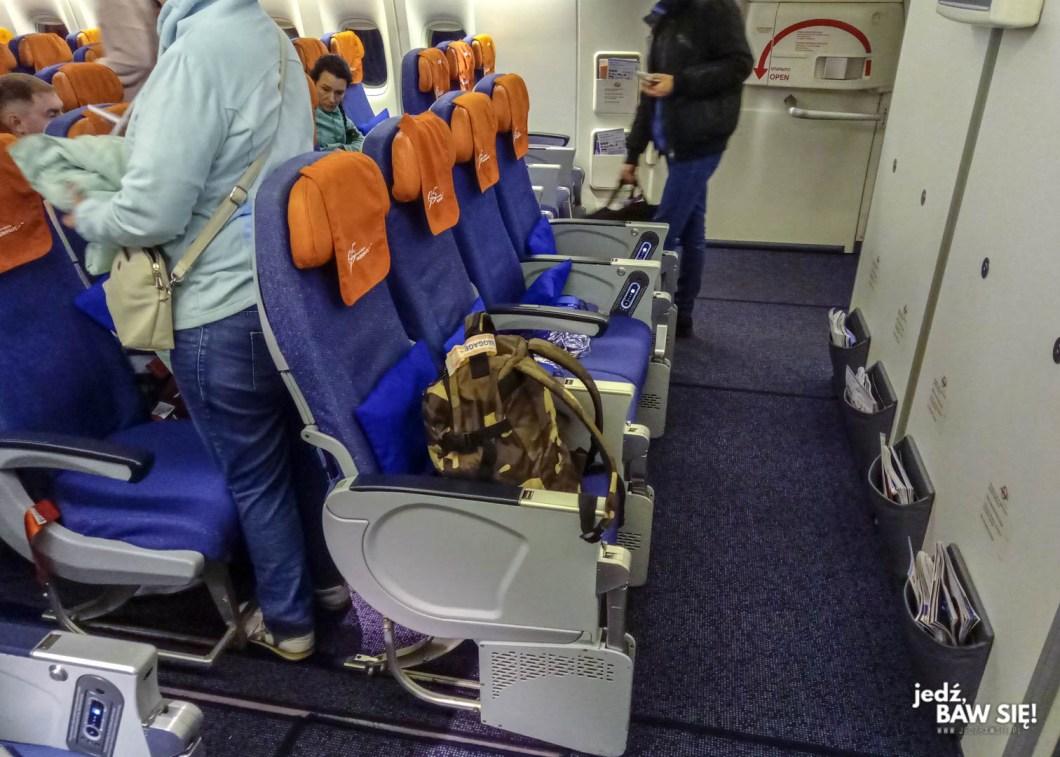 Aeroflot - miejsca
