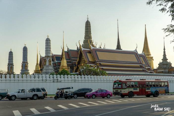 Bangkok - Pałac królewski (1)