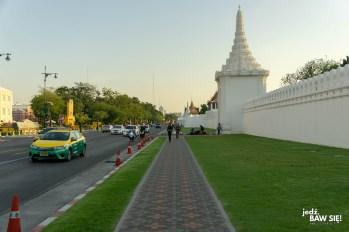 Bangkok - Pałac królewski (2)