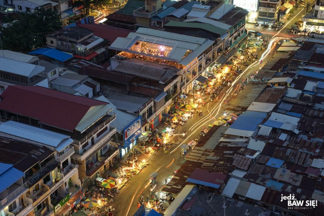 Wieczór w Phnom Penh