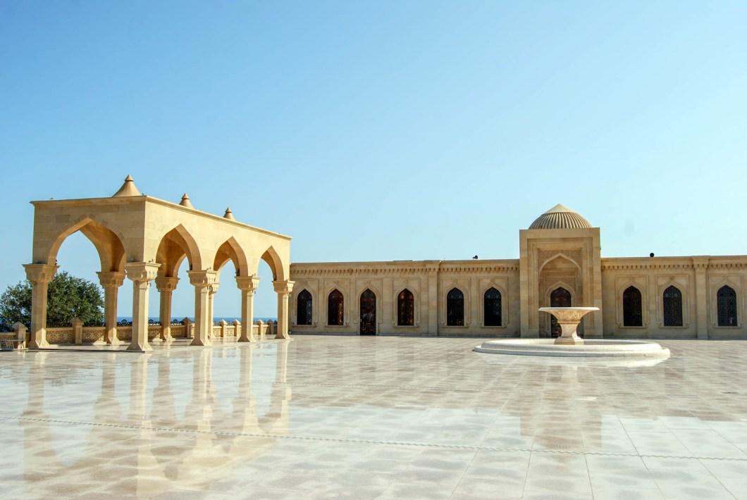 Baku - meczet Bibi Heybet