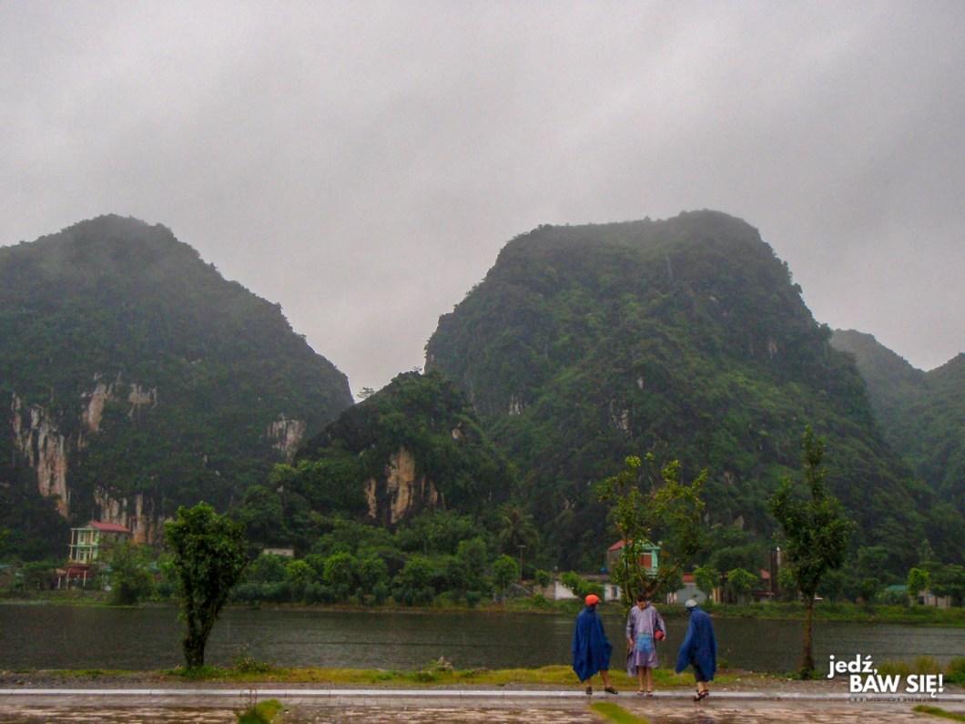 Wietnam - okolice Ninh Binh