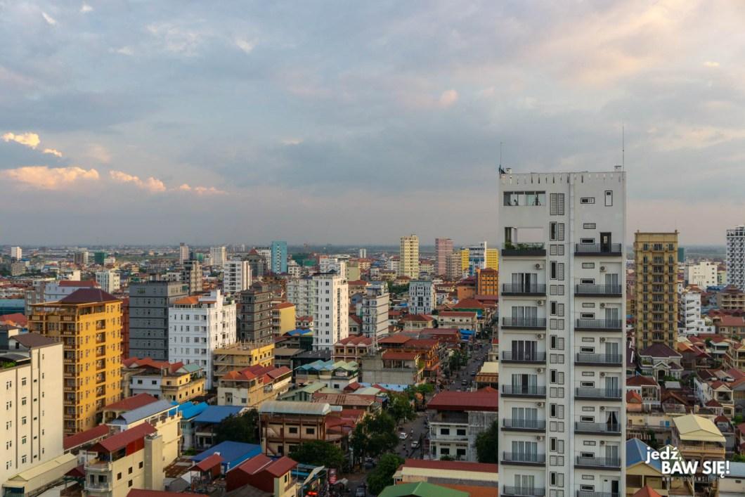 Phnom Penh - skyline