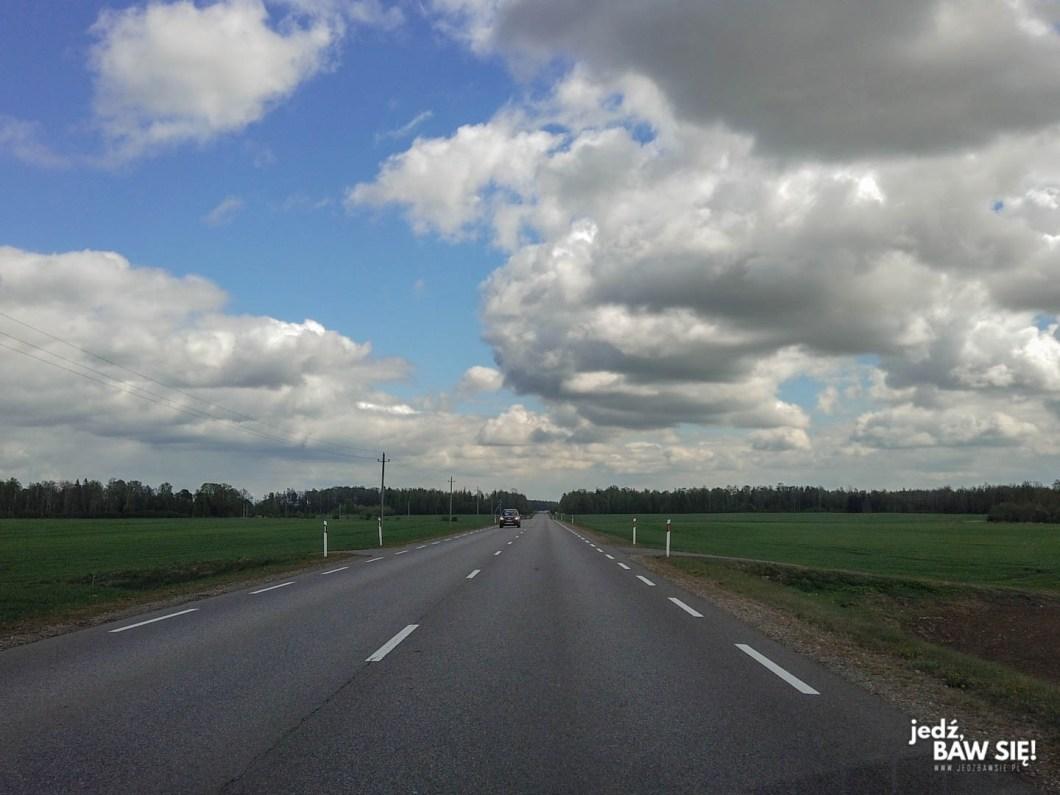 Standardowa droga na Litwie