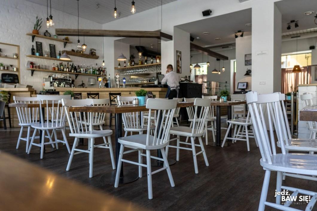 Kowno - restauracja Aperitivo