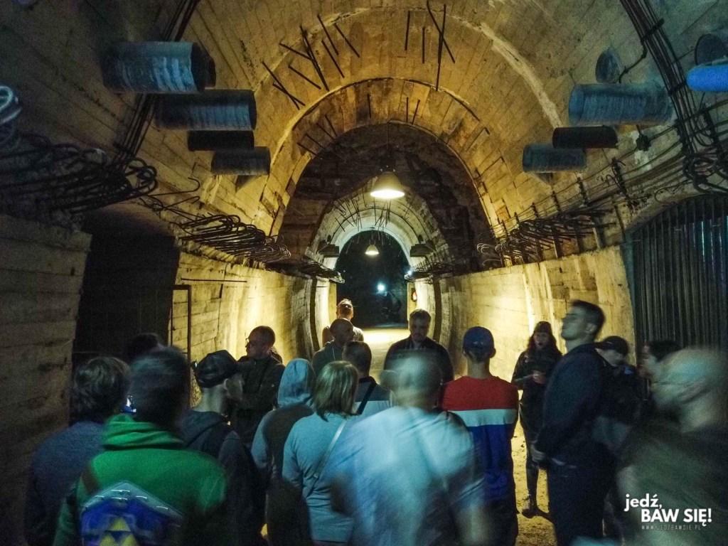 Festiwal Tajemnic - zwiedzanie podziemi