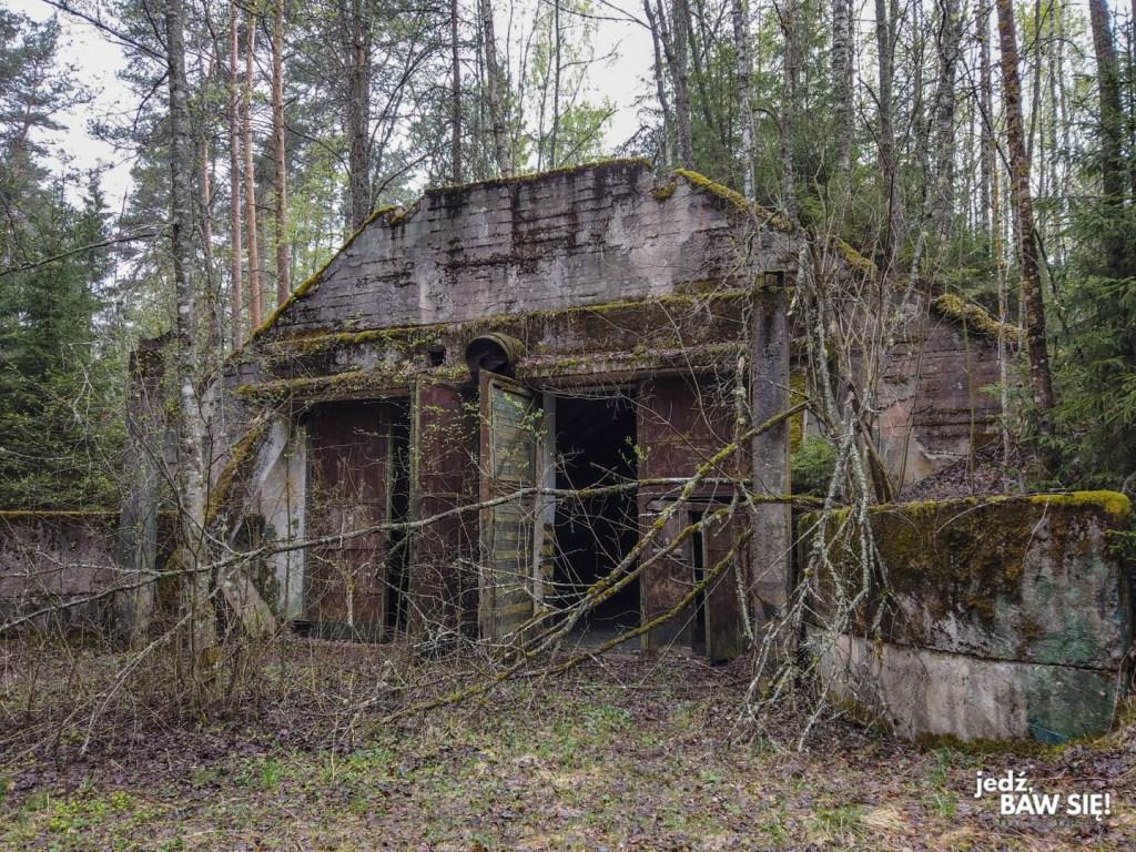Zeltini - jeden z bunkrów