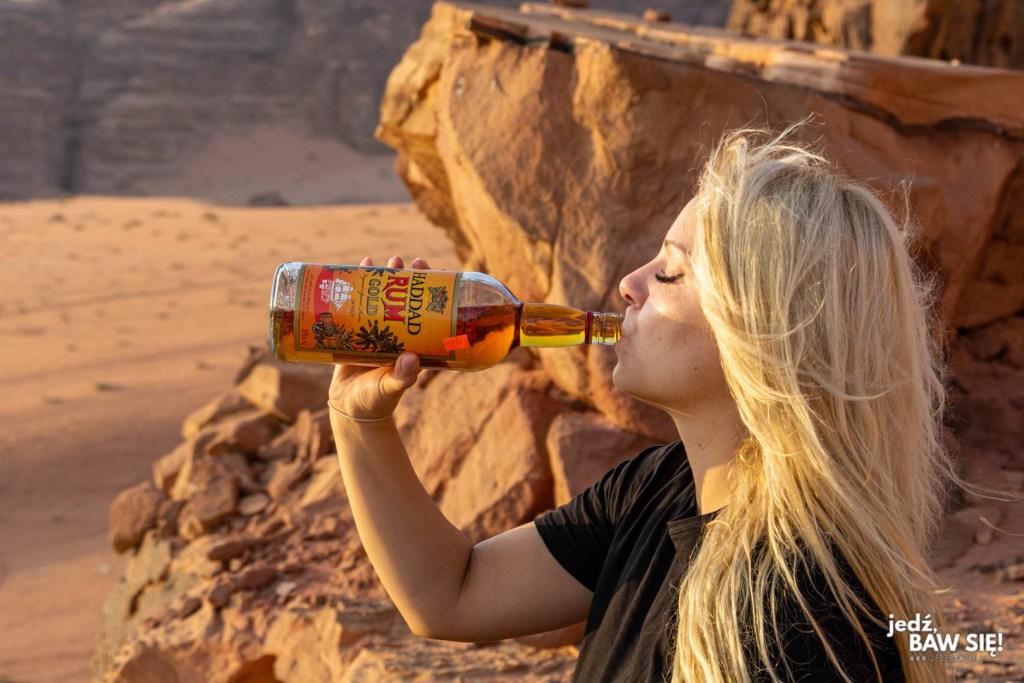 Haddad Rum na Wadi Rum