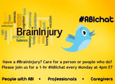 #ABIchat on Twitter, Mondays at 4 ET