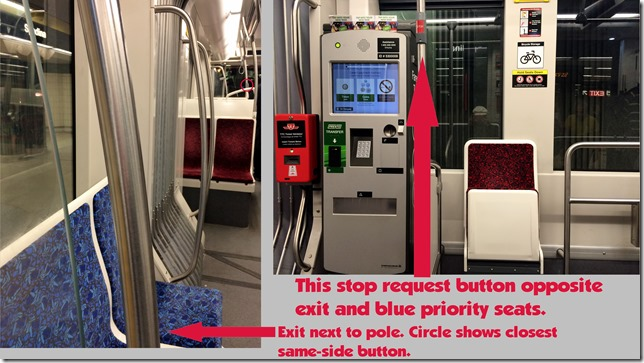 TTC New Streetcar Stop Request Button Locations Shireen Jeejeebhoy 5-10-2015