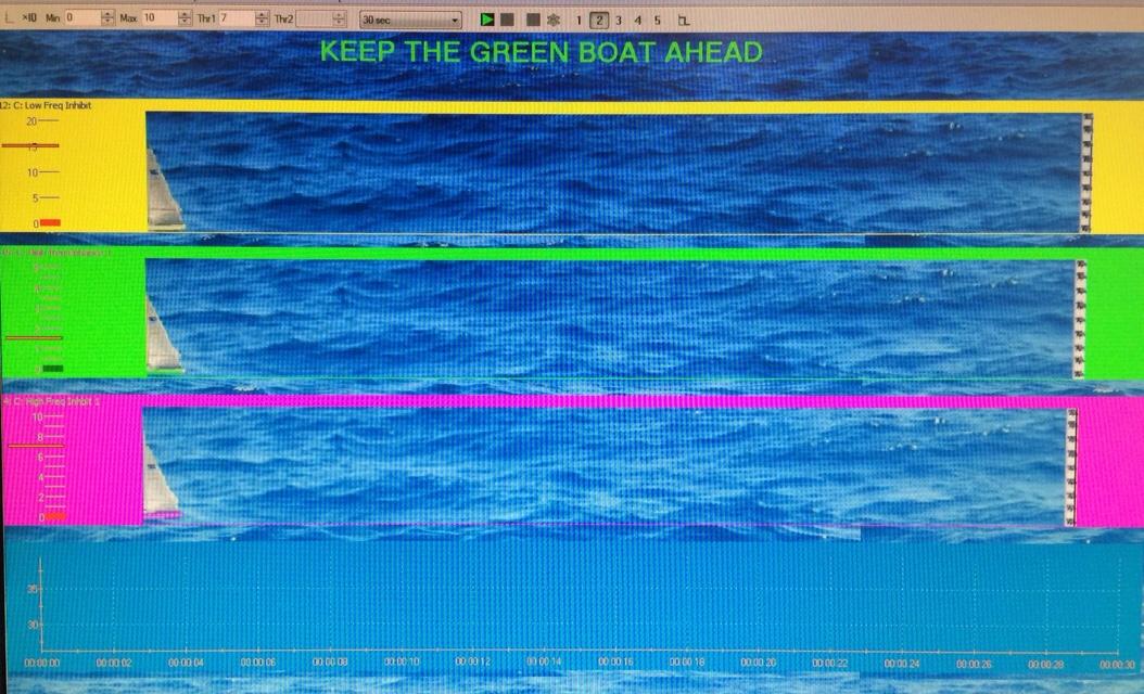 Sailboats screen