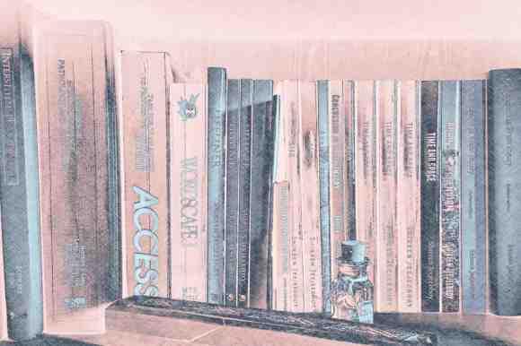 Jeejeebhoy Books For Parallax Image