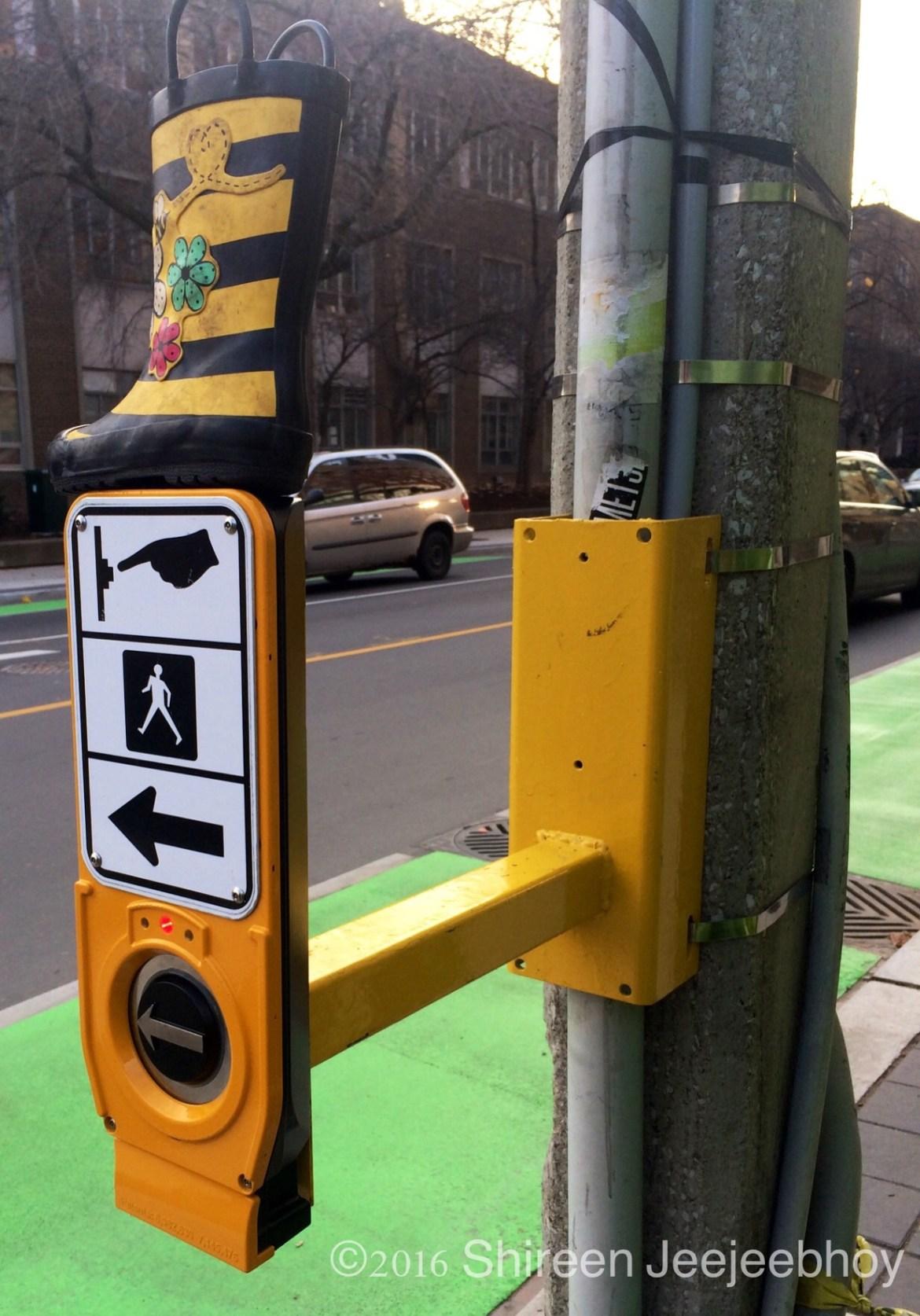 Accessible Pedestrian Signal