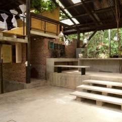 Outdoor Kitchen Bbq Butcher Block Sekeping Serendah Retreat, Selangor – Jeelazulkifli