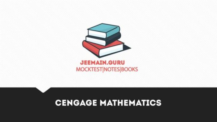 CENGAGE MATHEMATICS