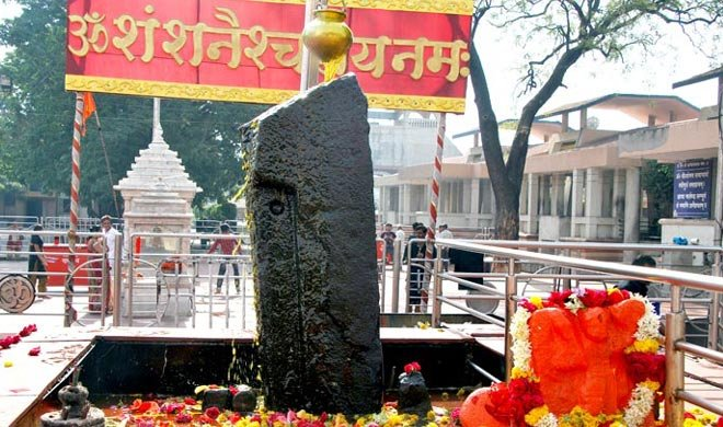 The Reason Behind The Oil Pouring on Lord Shani