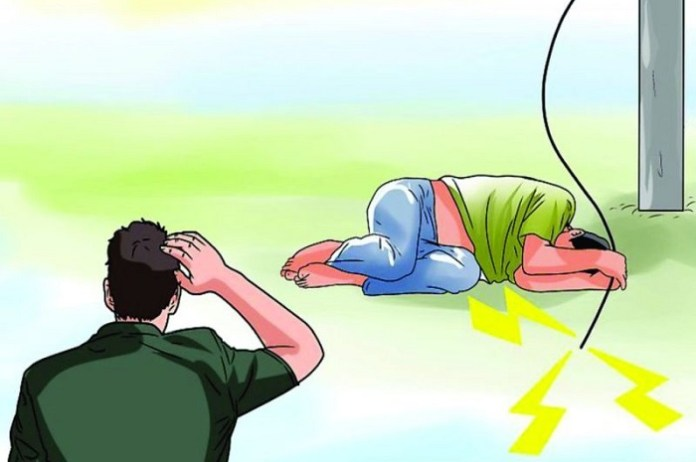 Treatment of Electric Shock
