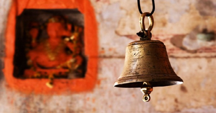 Benefits of Ringing Bell in The Temple