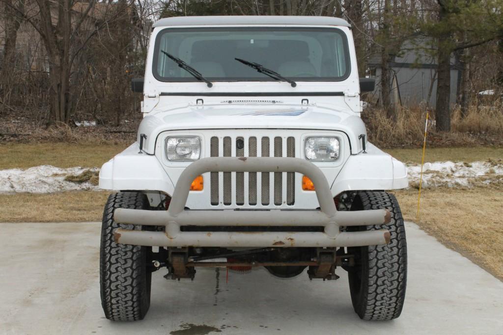 Jeep Wrangler Islander For Sale