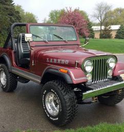 1981 jeep cj5 renegade [ 1024 x 911 Pixel ]