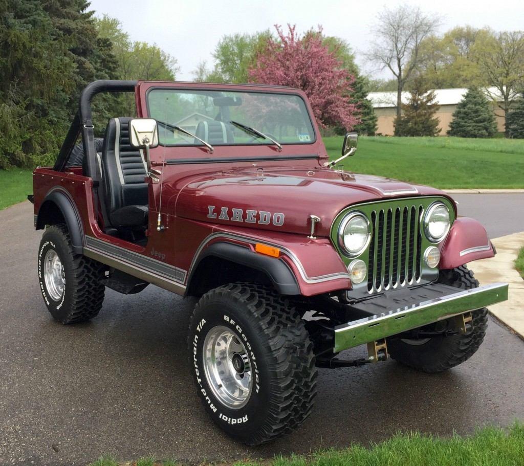 hight resolution of 1981 jeep cj5 renegade