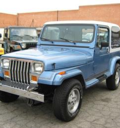 1989 jeep wrangler yj laredo [ 1024 x 768 Pixel ]