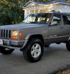 1998 jeep cherokee classic xj rare 5 speed manual 4x4 4 0 low miles [ 1024 x 768 Pixel ]