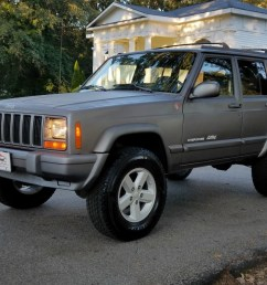 1998 jeep cherokee classic xj rare 5 speed manual 4x4 4 0 low miles for sale [ 1024 x 768 Pixel ]